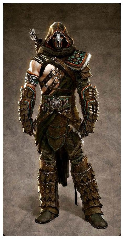 skyrim imperial scout armor lore friendly ranger scout armor skyrim mod requests