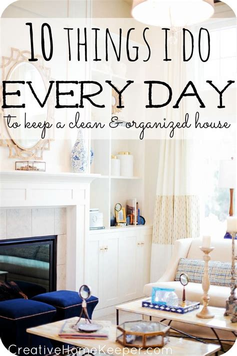 photo organizing made easy going from overwhelmed to overjoyed books 10 things i do every day to keep a clean and organized