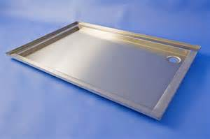 steel shower trays