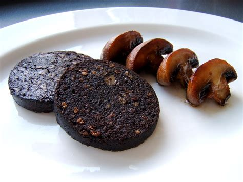 Not Worth Mentioning Do They Sell Black Pudding Online Blood Pudding Pictures
