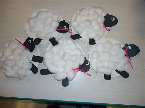 sheep crafts for sheep craft c butler