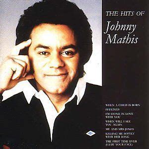 johnny mathis album covers the hits of johnny mathis wikipedia
