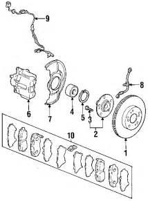 Honda Crv Brake System Diagram 2003 Honda Cr V Brake Pad Replacement Estimate 80 270