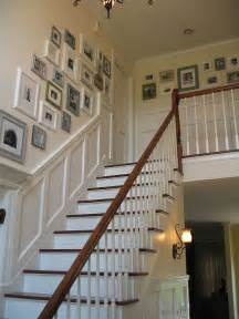 Staircase Wall Decor by 5 Ways To Decorate With Collages