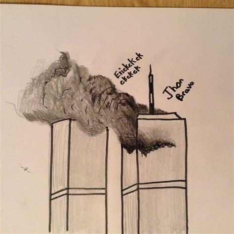 imagenes satanicas en las torres gemelas dibujar a las torres gemelas youtube
