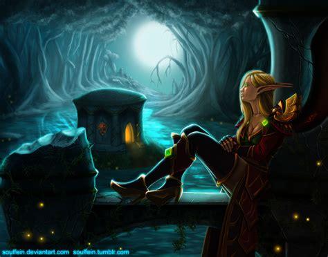 libro warcraft v 3 ghostlands warcraft ghostlands by soulfein on