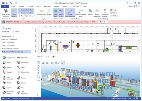 www visio 3d visioner 2014 2 95 00 0001 trial software sales from us