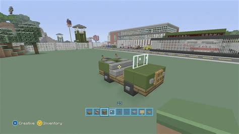 minecraft army jeep spanklechank s minecraft tutorials how to make an army