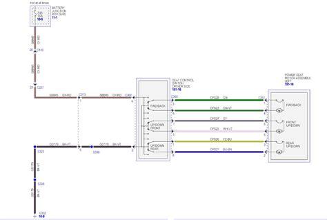 2004 ford power window wiring diagram wiring diagram