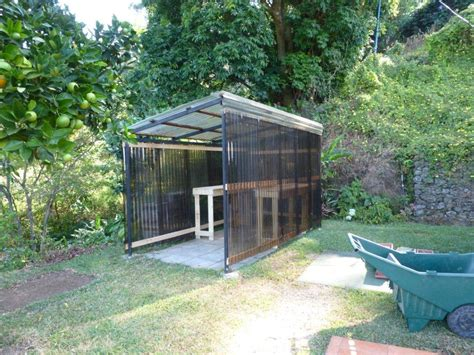 a tropical garden shed greenhouse just costa rica