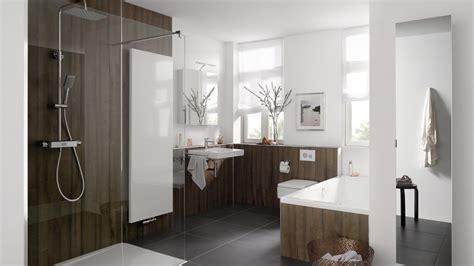 badezimmer dekorplatten materialien die badgestalter