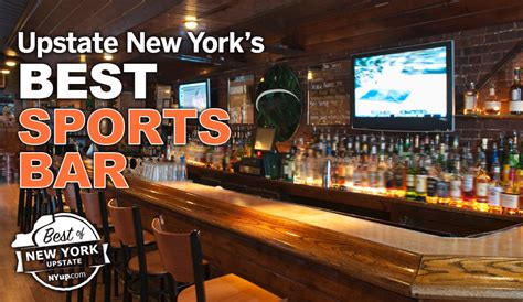 top sports bars nyc upstate new york s best sports bar see your first