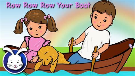 row row row your boat lyrics polar bear row row row your boat mvs nursery rhymes
