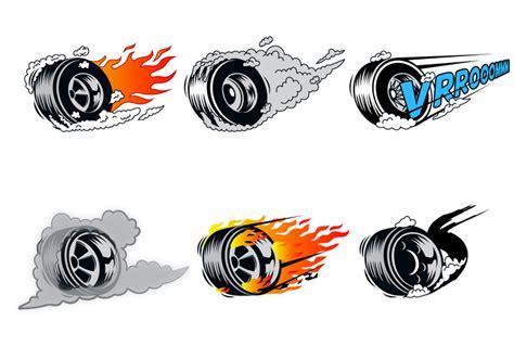 color burnout tires tire clipart burnout pencil and in color tire clipart