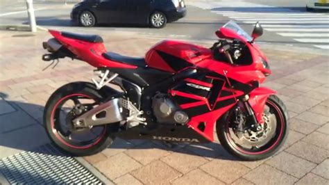honda cbr 600r for sale honda cbr600rr 2006 red for sale at apexmoto inc youtube