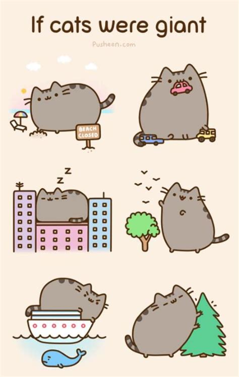 Pusheen Cat Meme - i just love pusheen cat forums cute pinterest