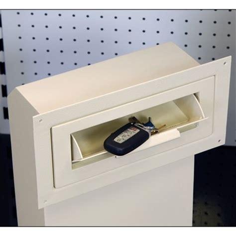 dropbox key drop door drop open bar security door lock brackets fits