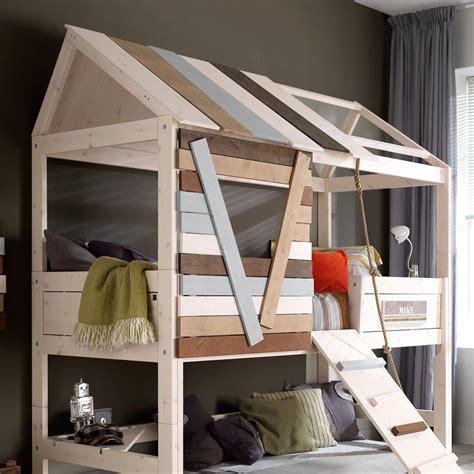 letti cameretta bambini cameretta bambini treehouse alto letto a ragazzi