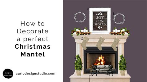 how to decorate your mantel christmas decor by taylor