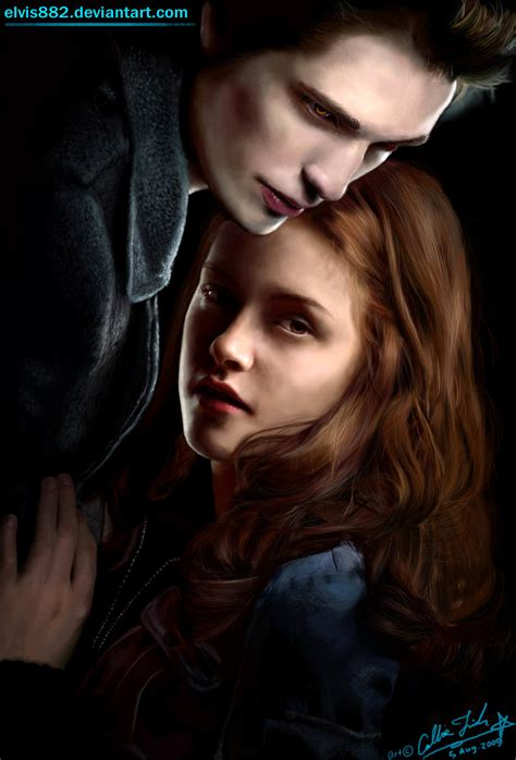 twilight painting twilight painting by calliefink on deviantart