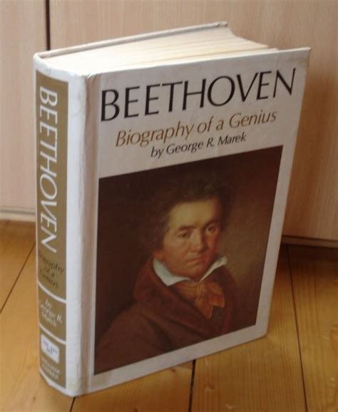 beethoven biography of a genius books publications