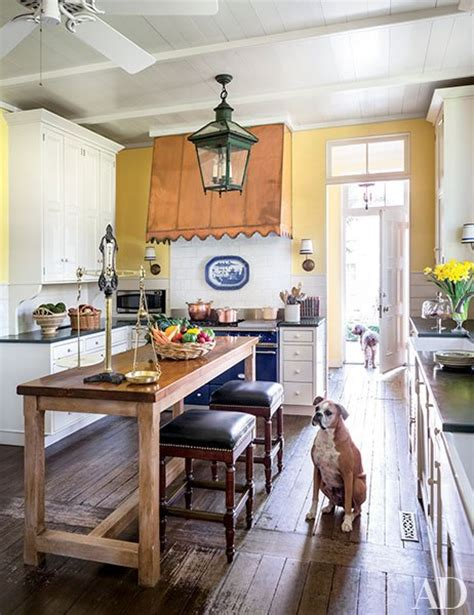 Kitchen House Charleston Southern Charm By Mario Buatta The Room