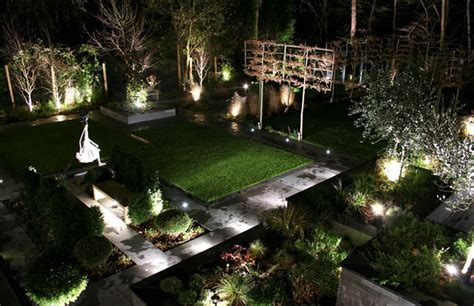 Garden Lighting Design Ideas Outdoor Lighting