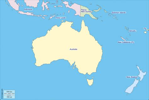 map of oceania map of oceania facts information beautiful world travel guide