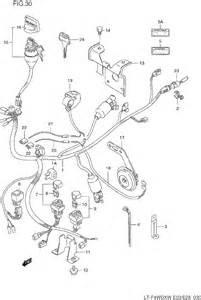 suzuki eiger wiring schematic suzuki wiring diagram free