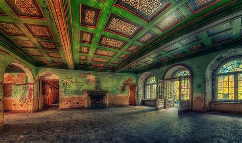Kaos Palace 71 77 best abandoned palace greater poland images on