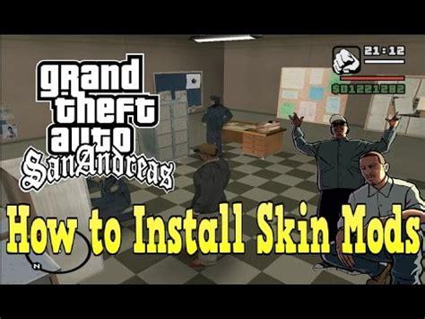 gta online tutorial how to complete gta sa tutorial how to install custom skin mods hd