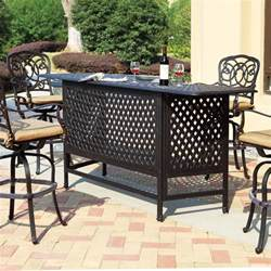 Bar Top Set Complement Your Home With Outdoor Nature Top 20 Outdoor