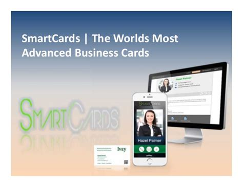 Advanced Business Cards