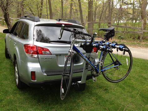 2013 Impreza Roof Rack by Bikes Subaru Legacy Bike Rack Subaru Bike Carrier Roof