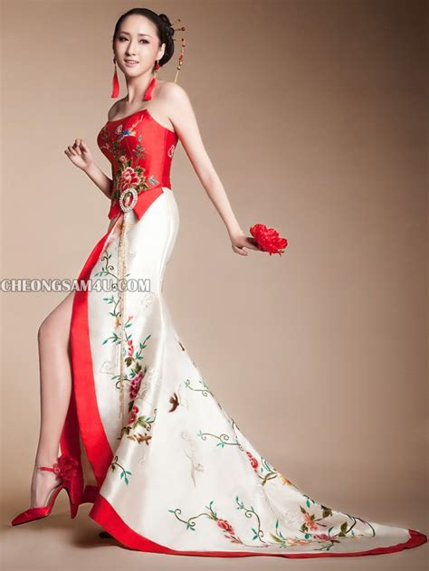 Wedding Qipao by Wedding Qipaoconfession