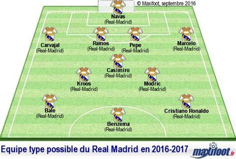 Real Madrid Quelle 233 Quipe Type Pour Zin 233 Dine Zidane