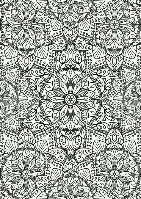 coloring pages for adults a4 арт терапия дудлинг раскраска антистресс зентангл