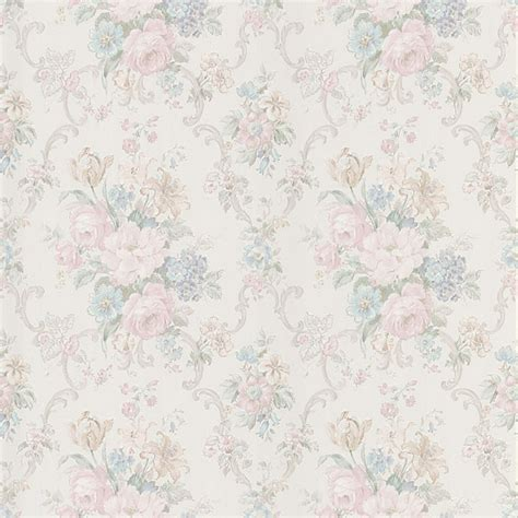 pastel flower pattern wallpaper how much to hang wallpaper wallpapersafari