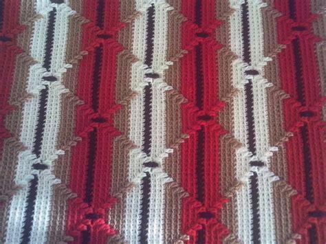 Crochet Pattern Navajo Afghan | crochet navajo afghan pattern pictures