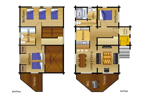 3 bedroom chalet big bear chalets hakuba accommodation accommodation