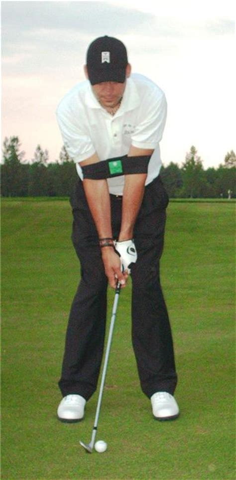 golf swing band new easy2connect the original golf swing trainer