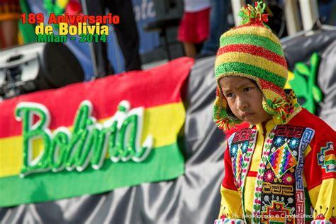 consolato bolivia anniversario della bolivia celebrazione 189