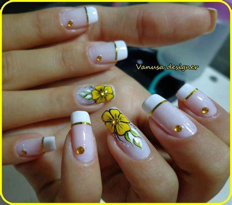 fotos de uñas decoradas sencillas 2015 imagenes dise 241 os de faciles de u 241 as 2015