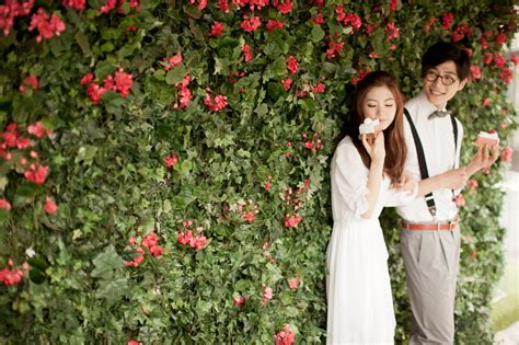 Korea Pre Wedding   Casual Dating Snaps, Seoul   May