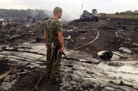 Malaysia Airlines Flight 17 Shot Down In Ukraine How Did | airliner shot down 2 jpg