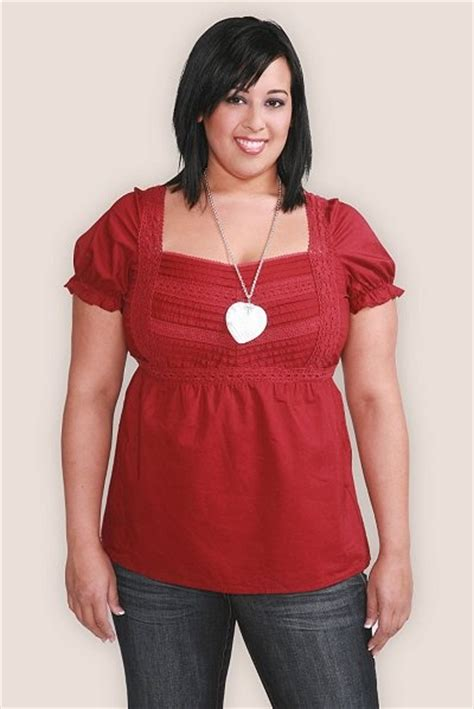 Cute Haircuts For Plus Size Teens | choosing the best plus size teenage clothing trendy mode