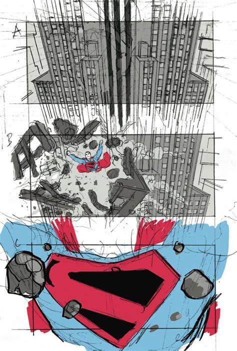 film justice league mortal des concept arts pour justice league mortal de george