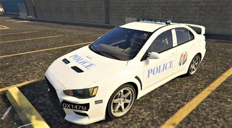 mitsubishi singapore singapore police mitsubishi lancer evo x 2 liveries