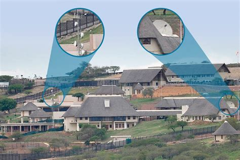 Small Pool House by Nkandla S R1 Million A Month Broadband Service April Fools