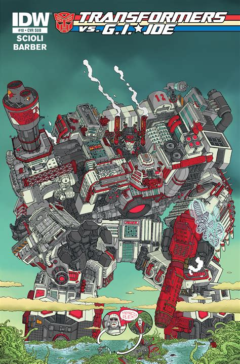 transformers vs g i joe the quintessential collection idw solicitations for december 2015 bounding into comics